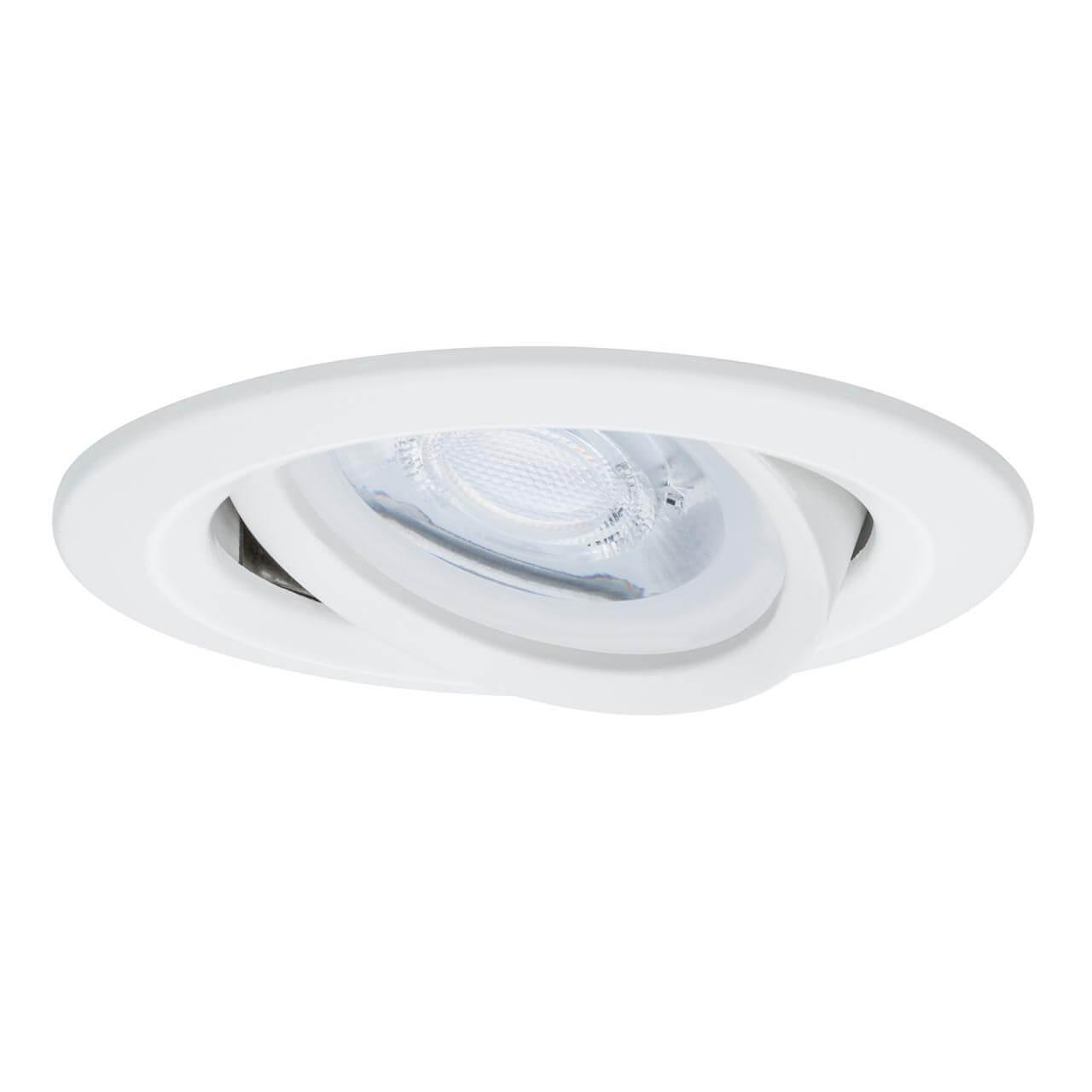Встраиваемый светодиодный светильник Paulmann Nova 93651