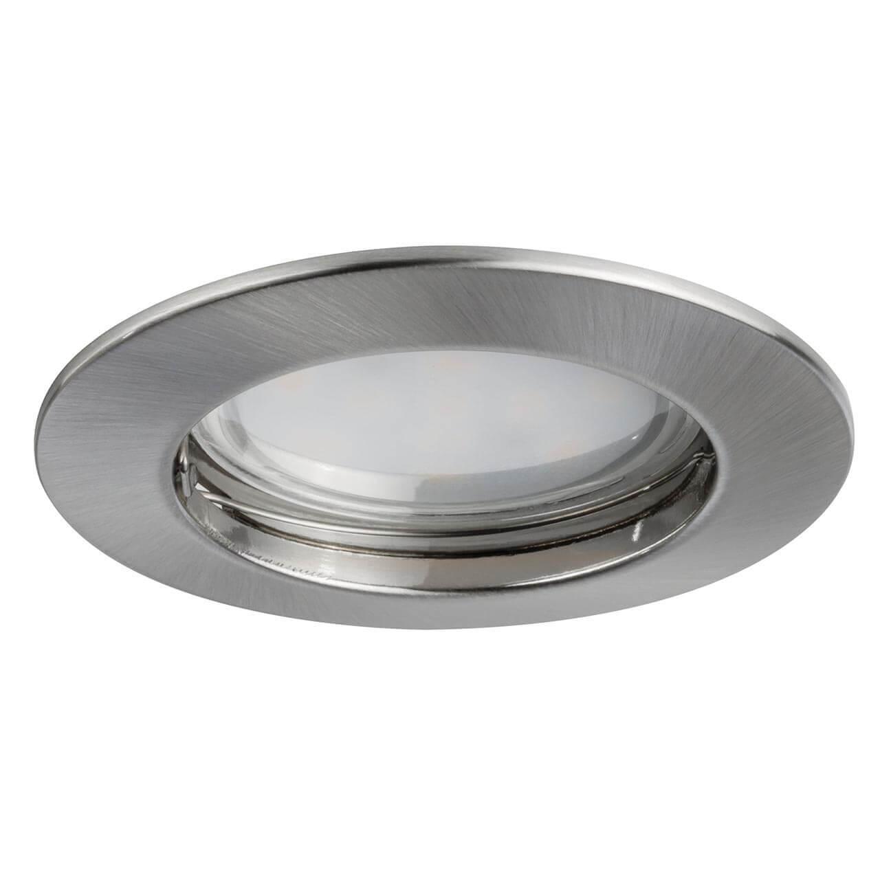 Встраиваемый светодиодный светильник Paulmann Coin 93958 цены