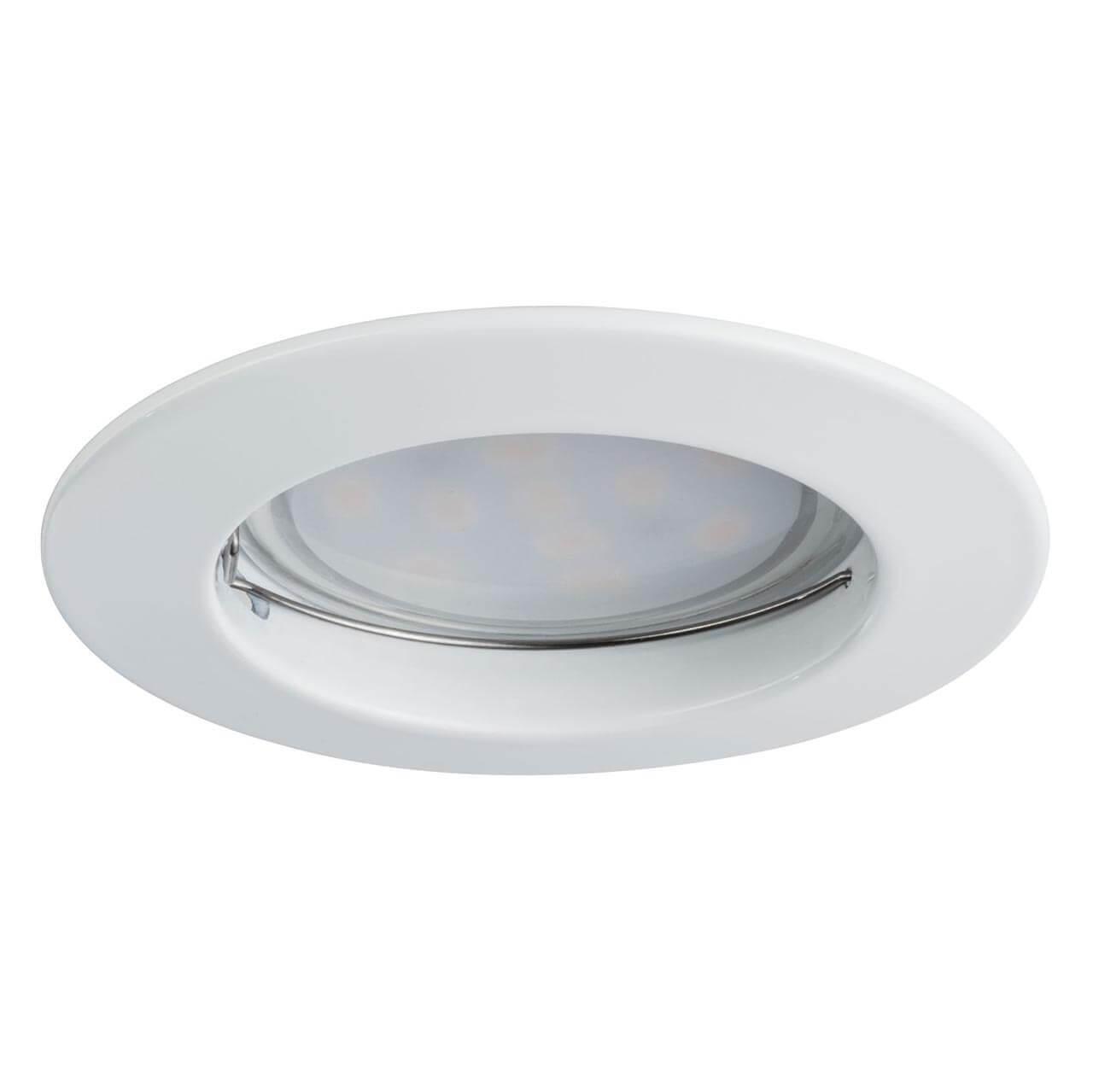 Встраиваемый светодиодный светильник Paulmann Coin 93955 цены
