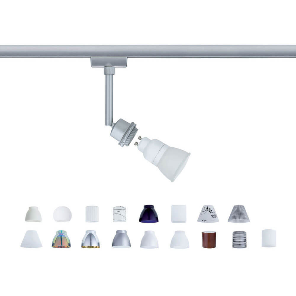 все цены на Трековый светильник Paulmann DecoSystems 95022 онлайн