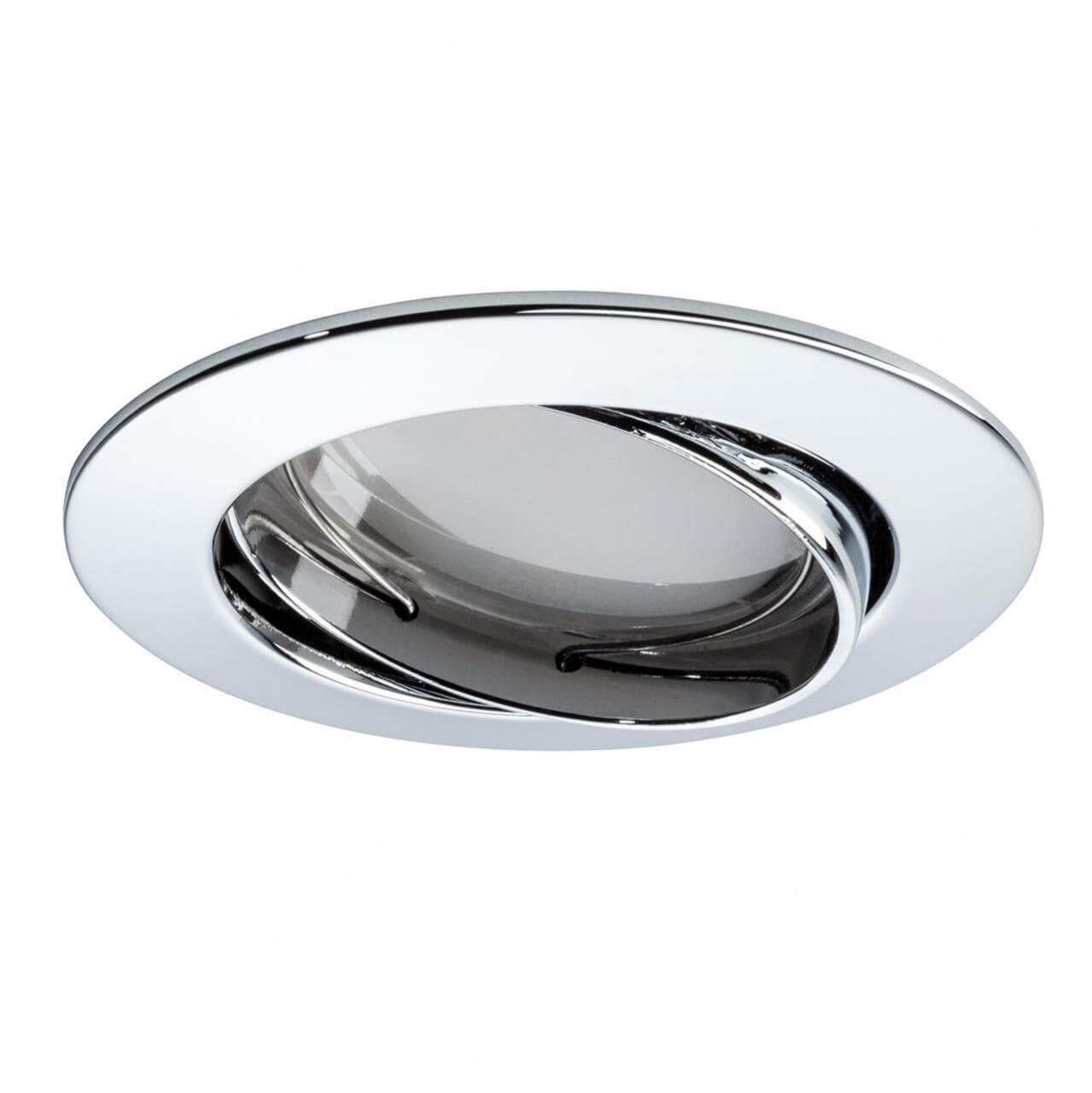 Встраиваемый светодиодный светильник Paulmann Premium Line Coin 92779 цены