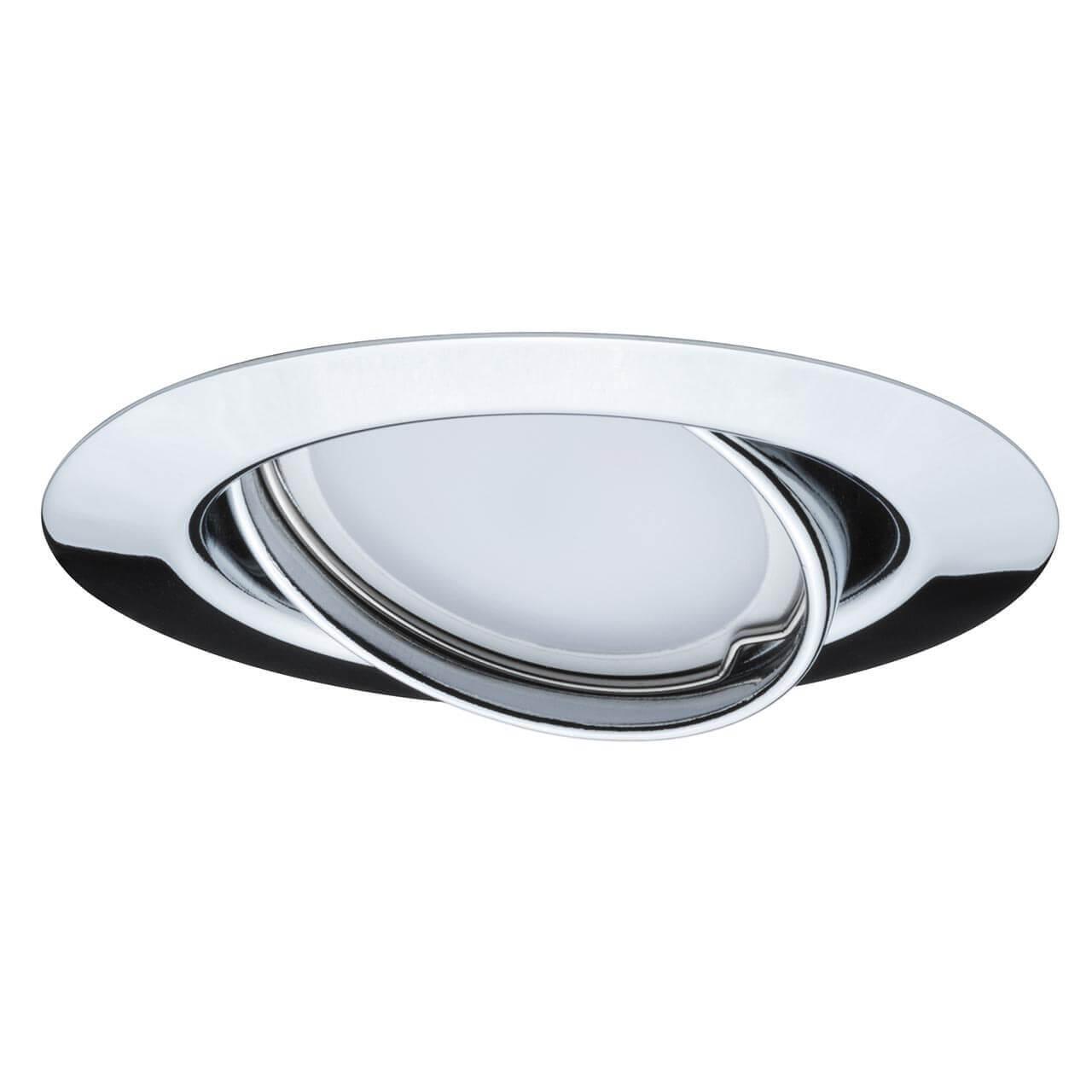 Встраиваемый светодиодный светильник Paulmann Qual EBL Led 93847