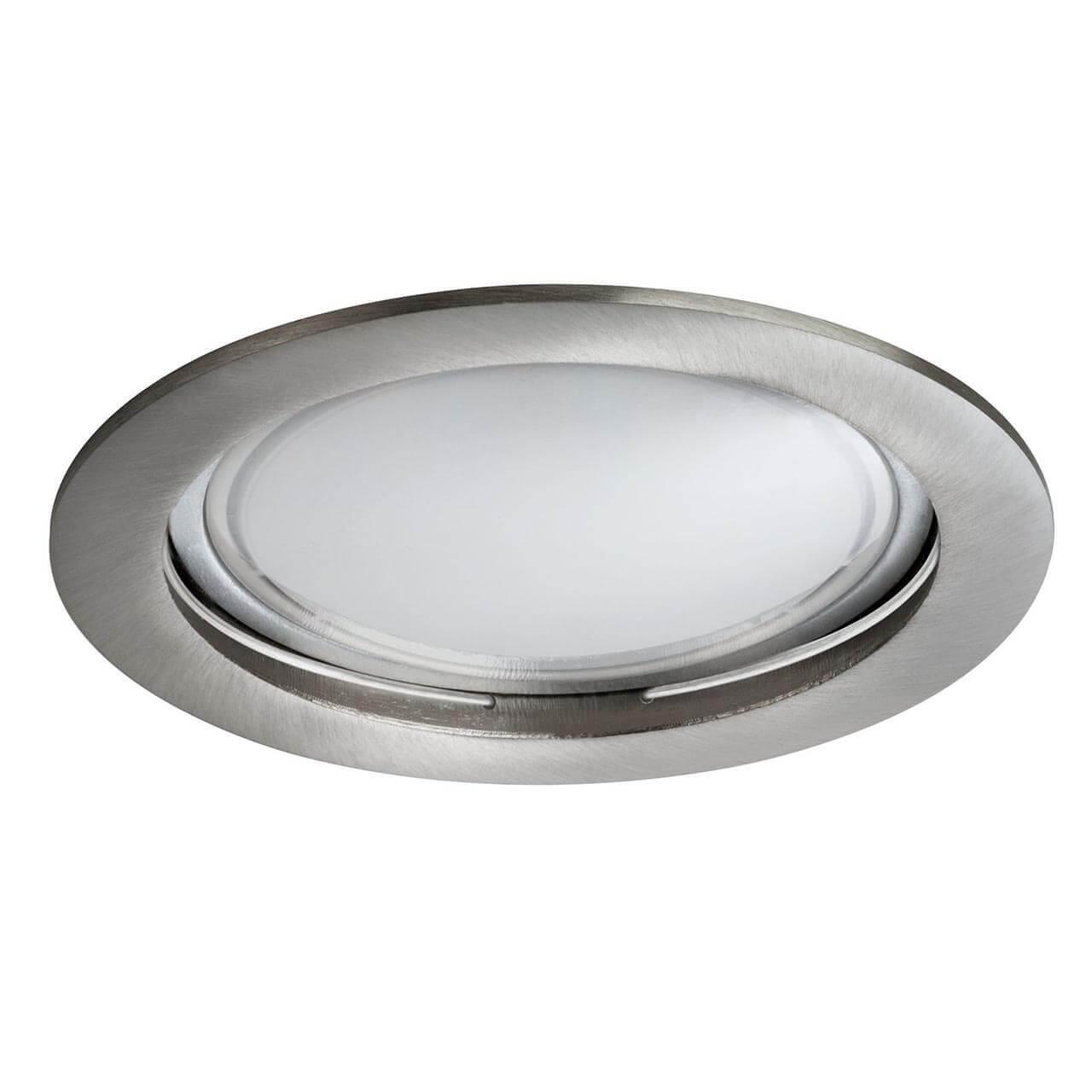 Встраиваемый светодиодный светильник Paulmann Premium Line Coin 92787 цены