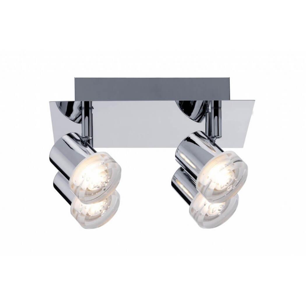 все цены на Спот светодиодный Paulmann Pearl 60376 онлайн