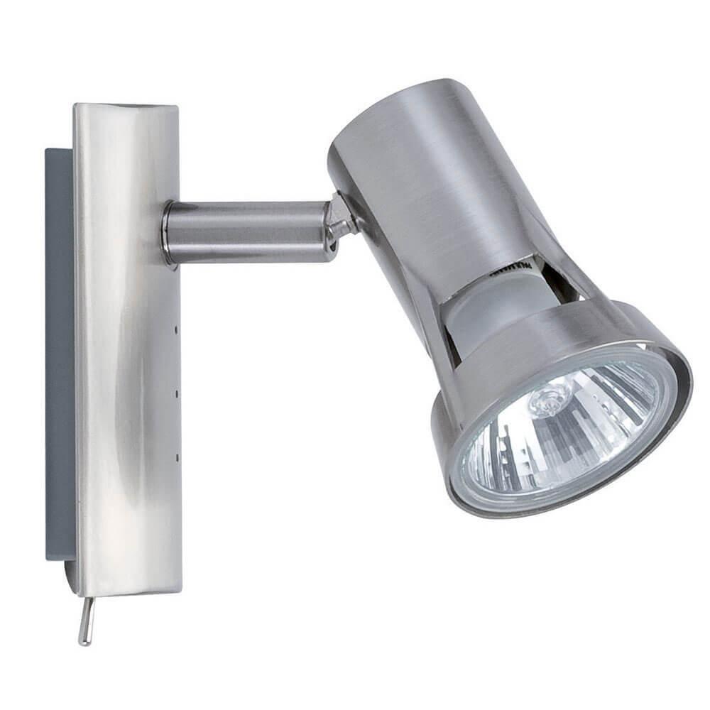 Спот Paulmann 66308 Teja светильник spotlight teja max1x10w gu10 ni sat mt