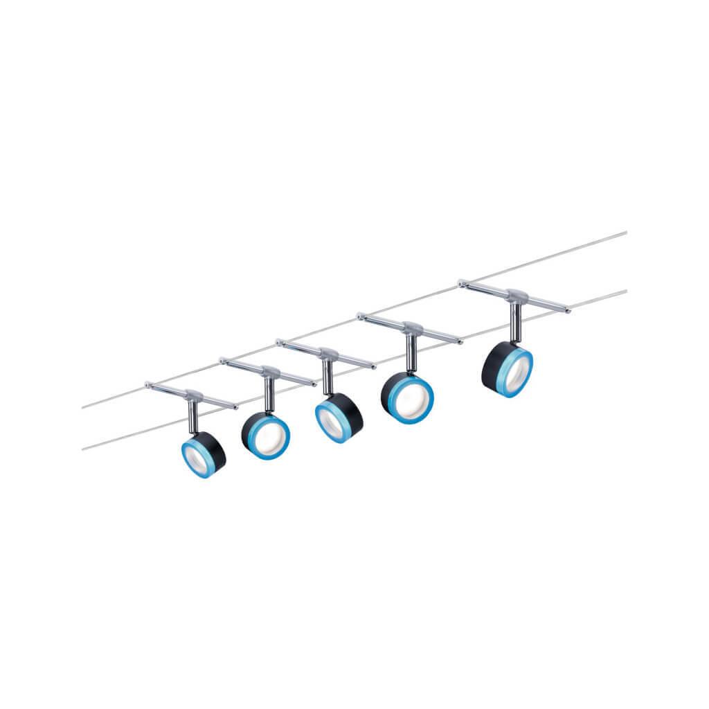 Струнная система Paulmann 3982 Wire System Puck