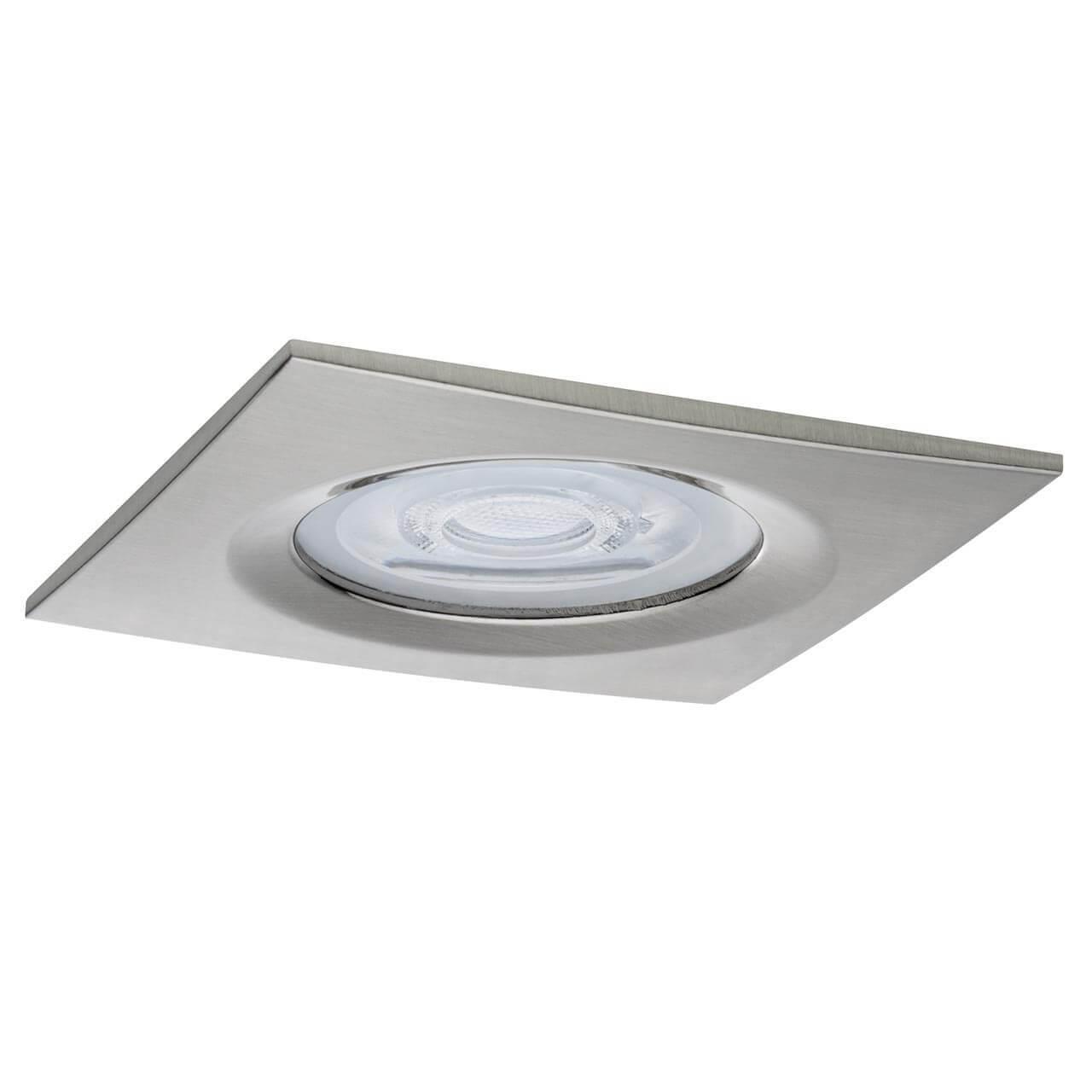 Встраиваемый светодиодный светильник Paulmann Nova 93611