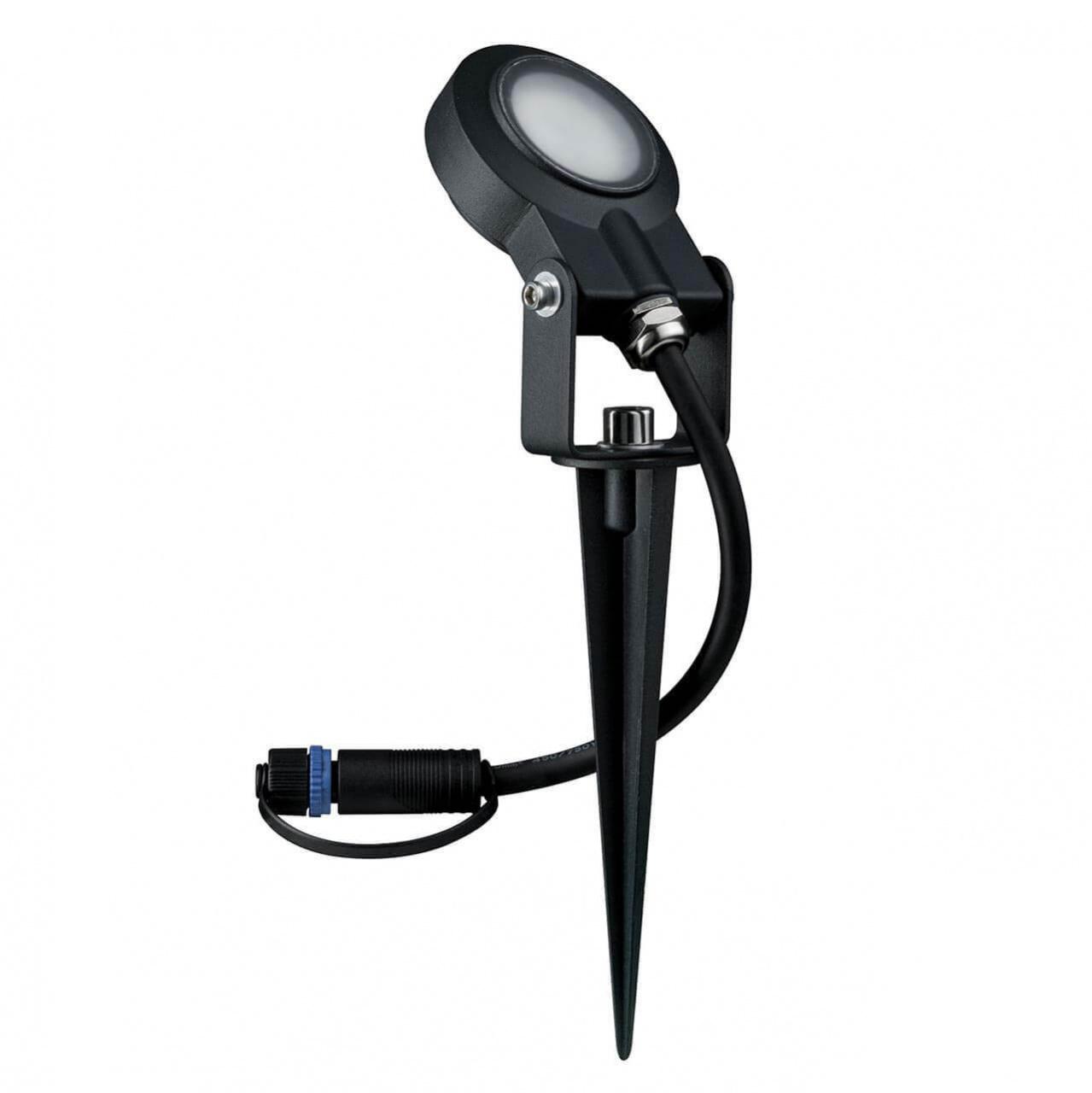 цена на Ландшафтный светодиодный светильник Paulmann Spotlight 93934
