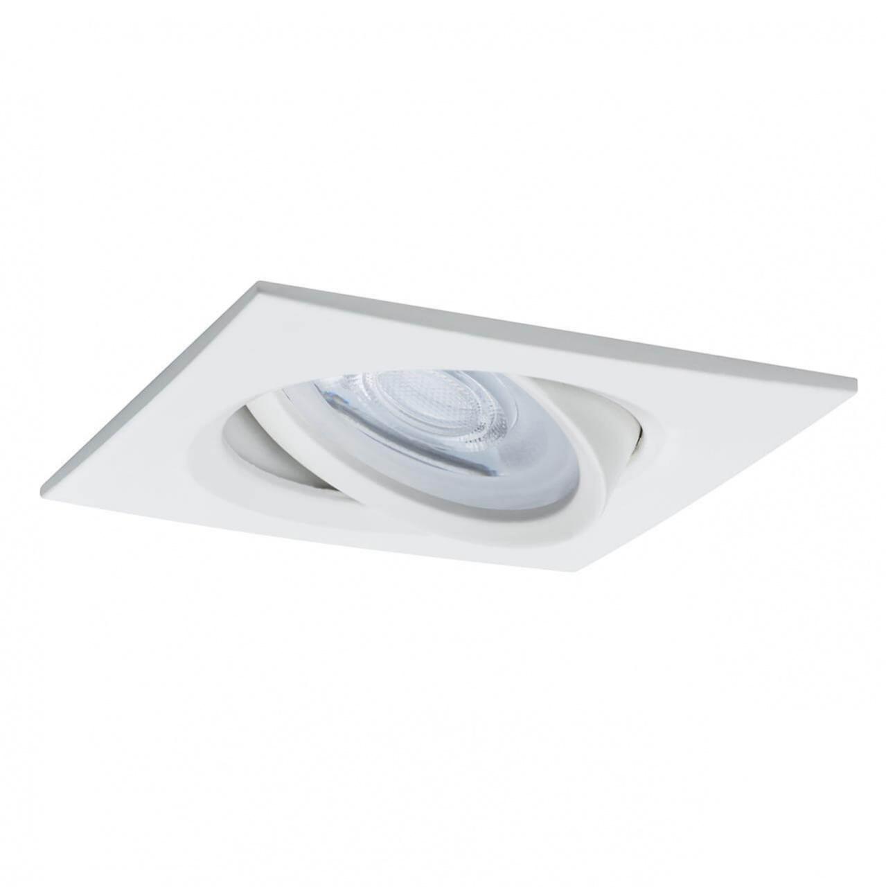 Встраиваемый светодиодный светильник Paulmann Nova 93621
