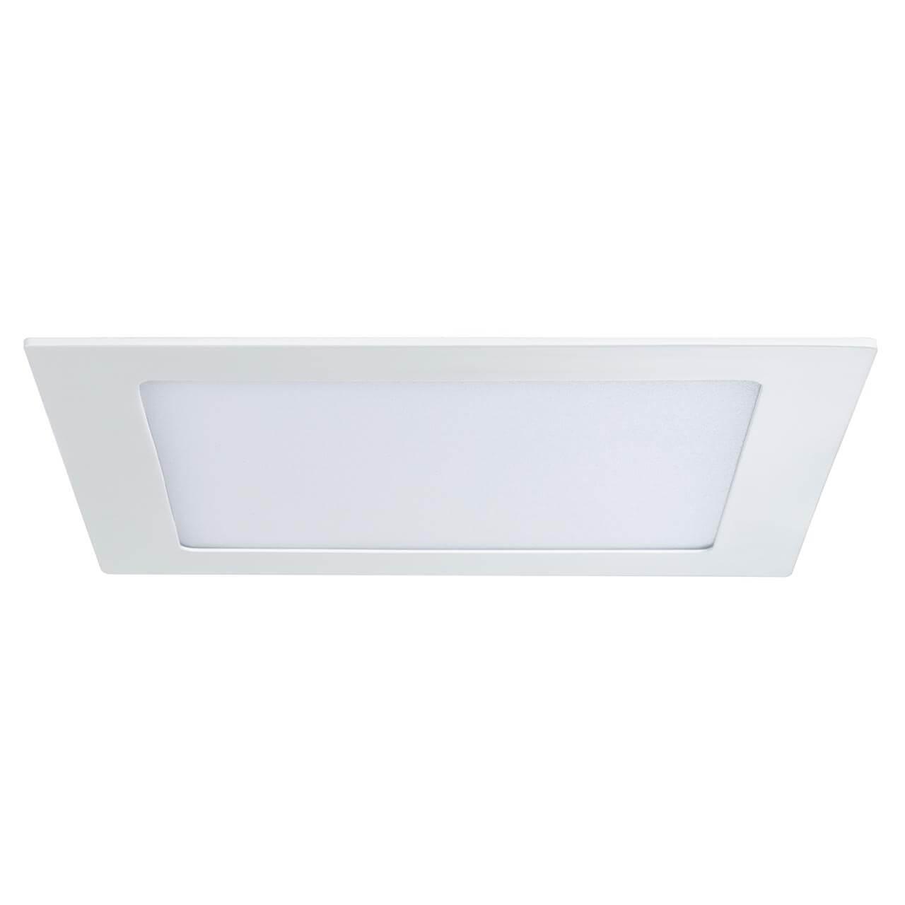 Встраиваемый светодиодный светильник Paulmann Premium Line Panel 92703