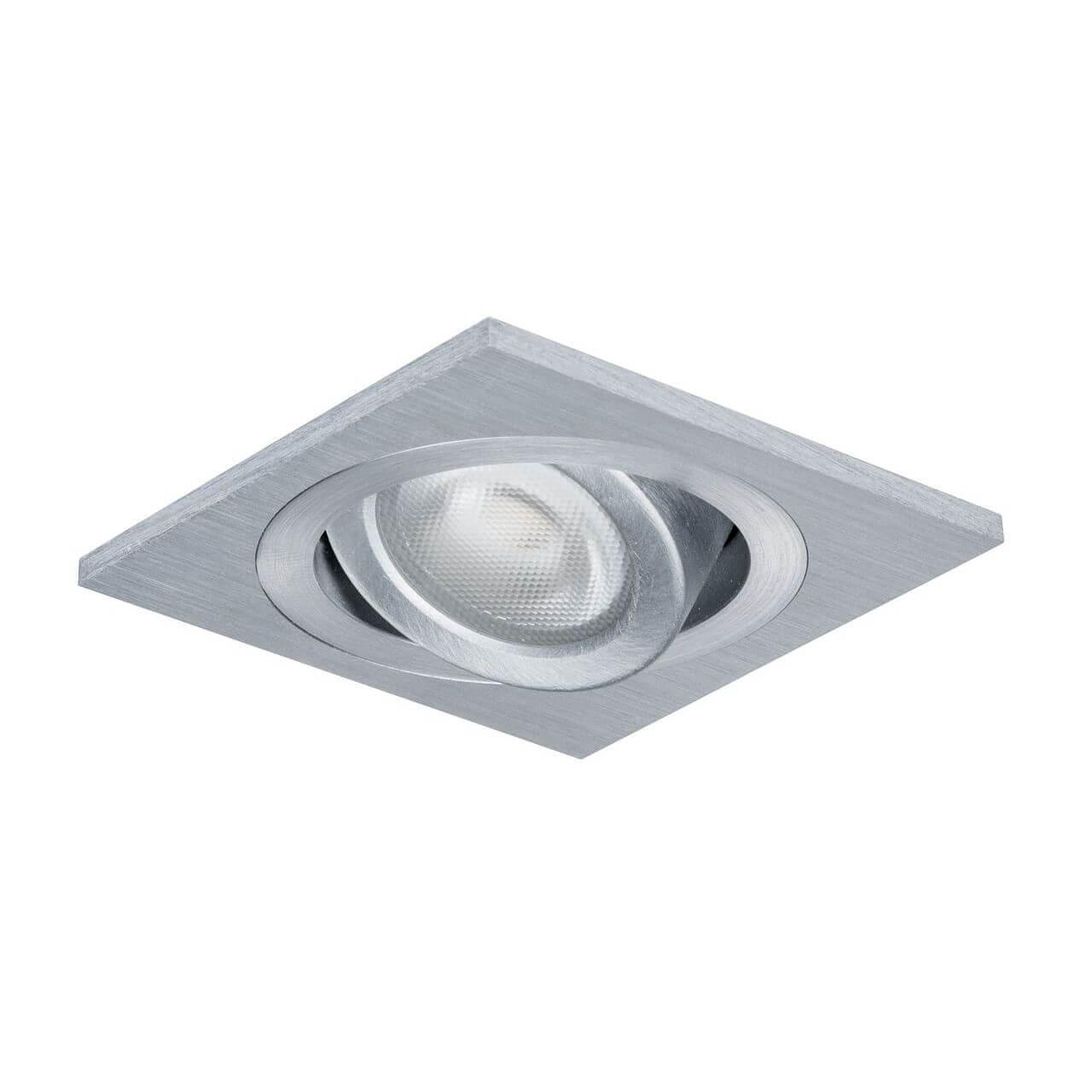 Встраиваемый светодиодный светильник Paulmann Drilled 92918 все цены