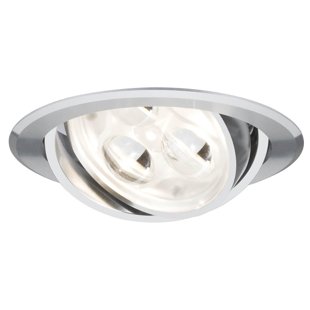 Мебельный светодиодный светильник Paulmann Micro Line Drilled Alu Led 93542 paulmann wd arneb ip23 led 1x9w chrom alu acryl