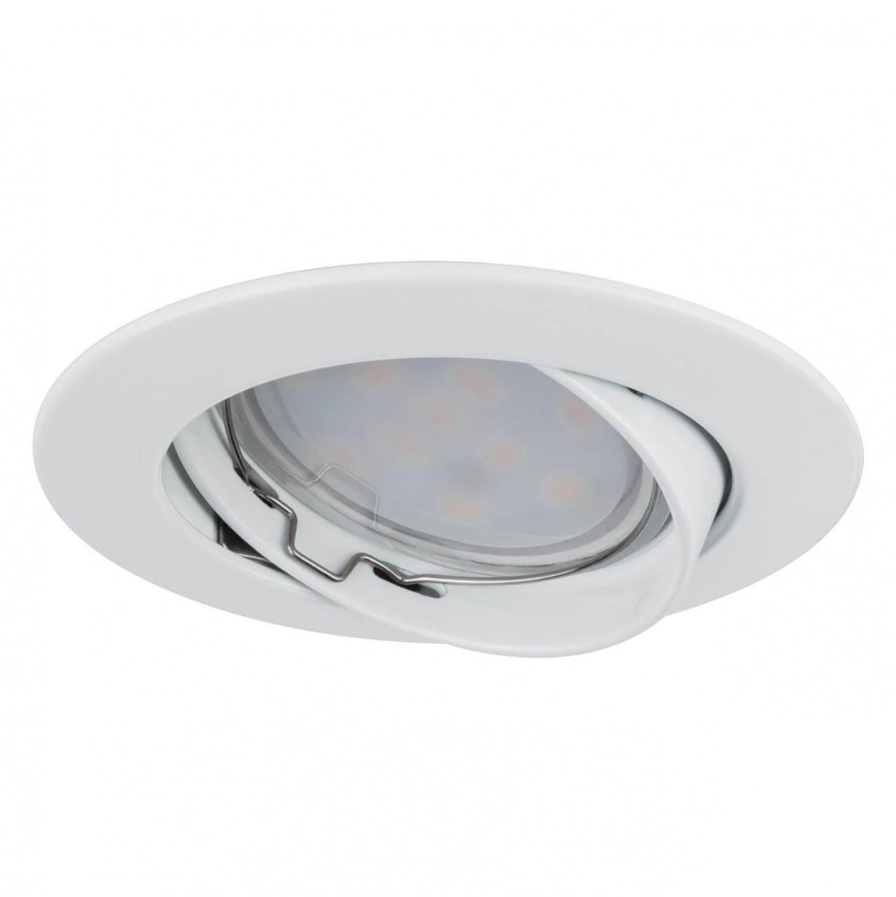 Встраиваемый светодиодный светильник Paulmann Coin 93962 цены