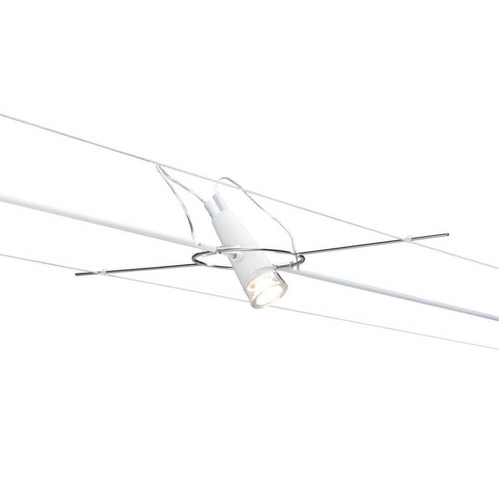 Струнный светодиодный светильник Paulmann AirLed Drum 94101 все цены