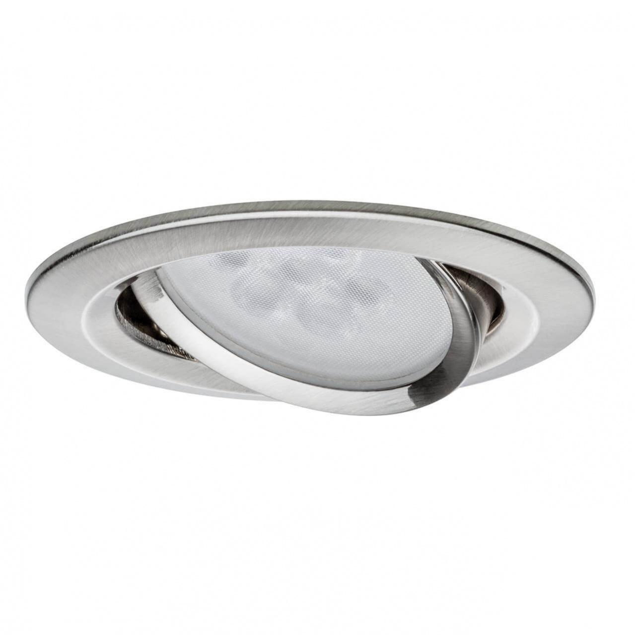 Встраиваемый светодиодный светильник Paulmann Nova 93649