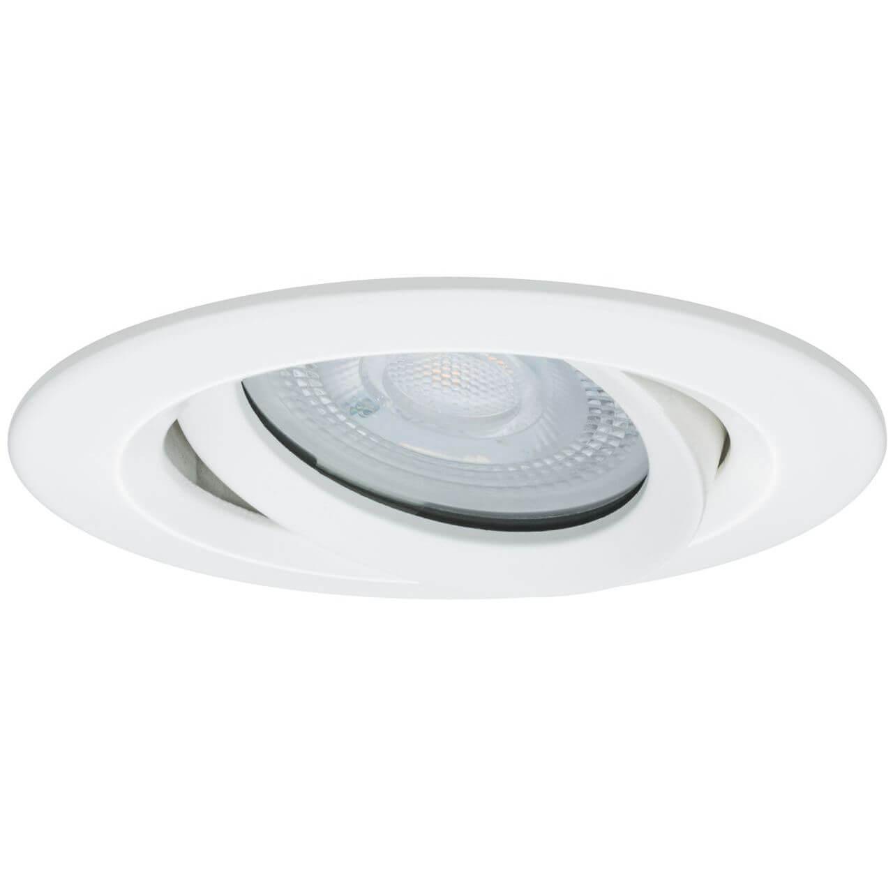 Встраиваемый светодиодный светильник Paulmann Nova 92898