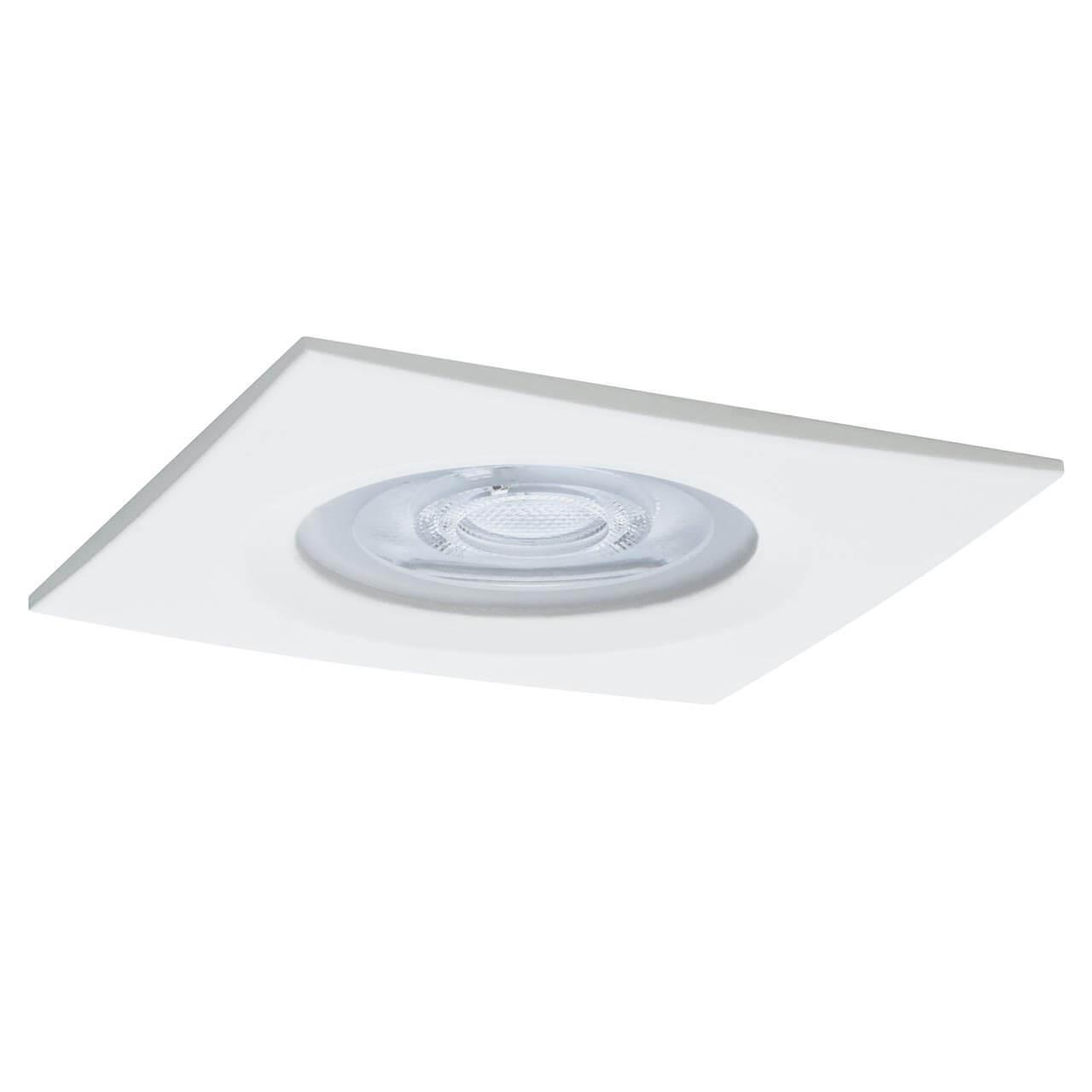 Встраиваемый светодиодный светильник Paulmann Nova 93609