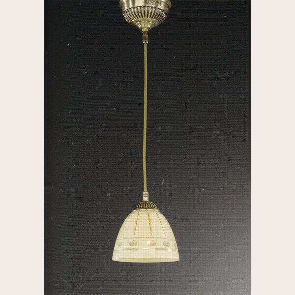 Подвесной светильник Reccagni Angelo L 7054/14 vmc 7054 bn 10шт 3 0