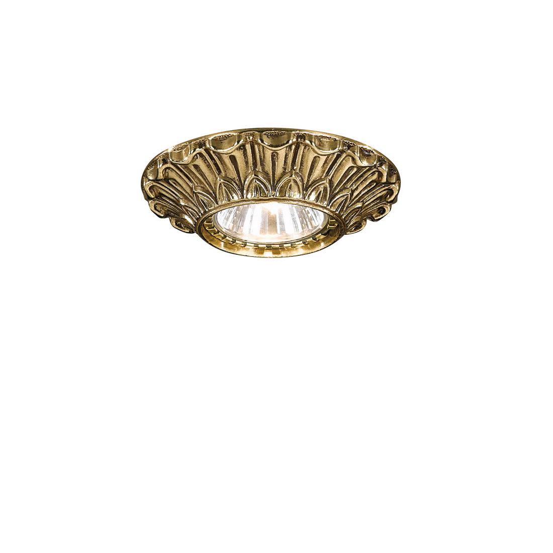 Светильник Reccagni Angelo SPOT 1077 oro rosa SPOT