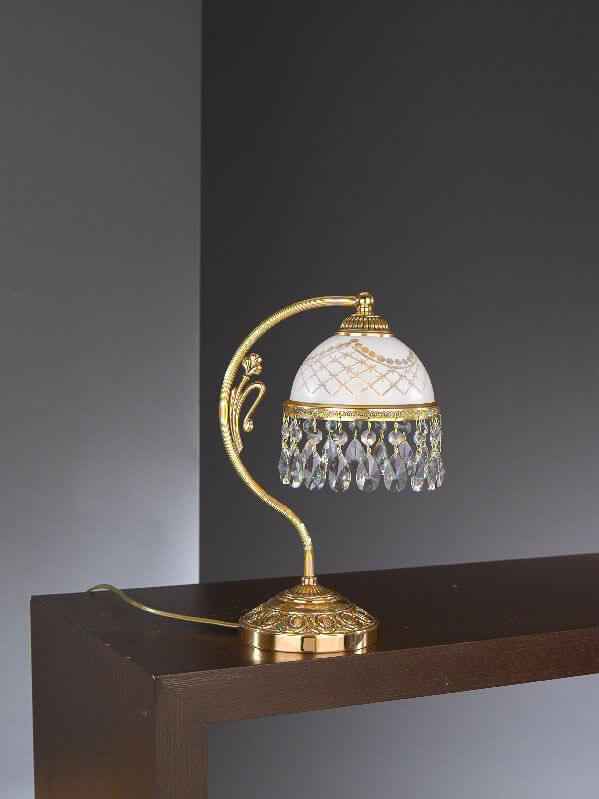 Настольная лампа Reccagni Angelo P 7100 rosa