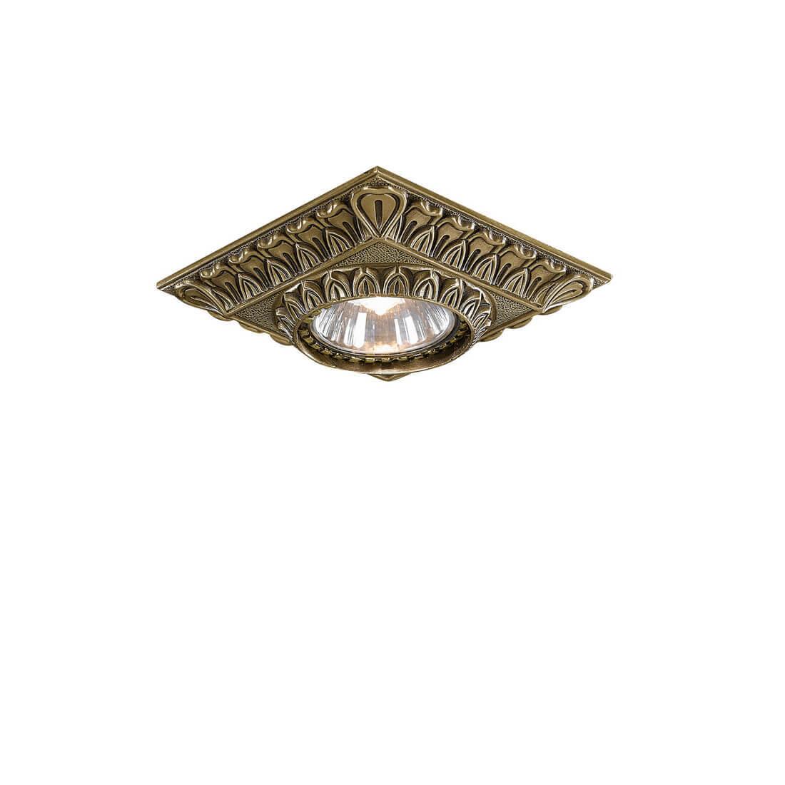 Светильник Reccagni Angelo SPOT 1083 bronzo rosa SPOT