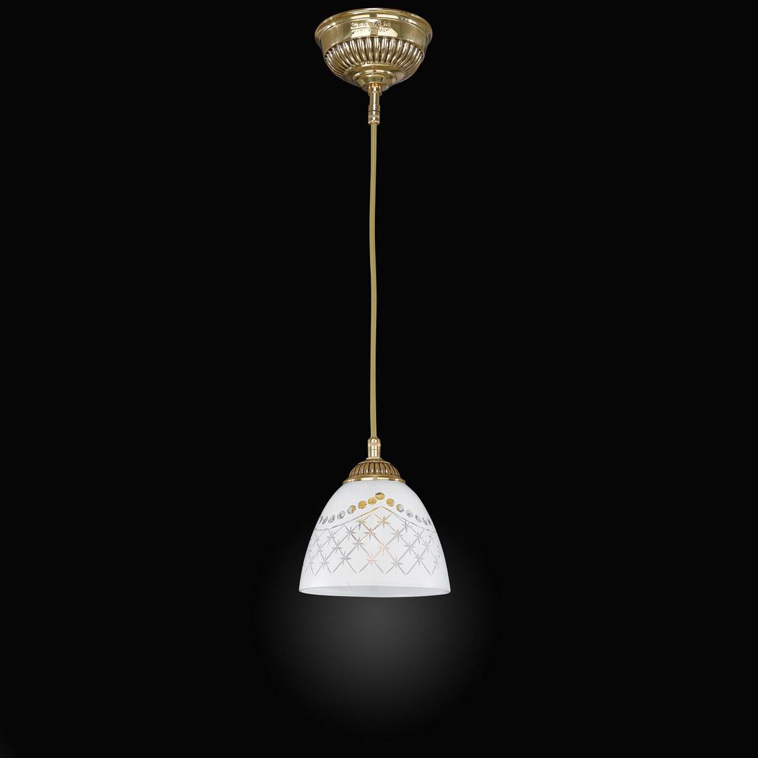 Подвесной светильник Reccagni Angelo L 7152/14 sela dk 117 304 7152