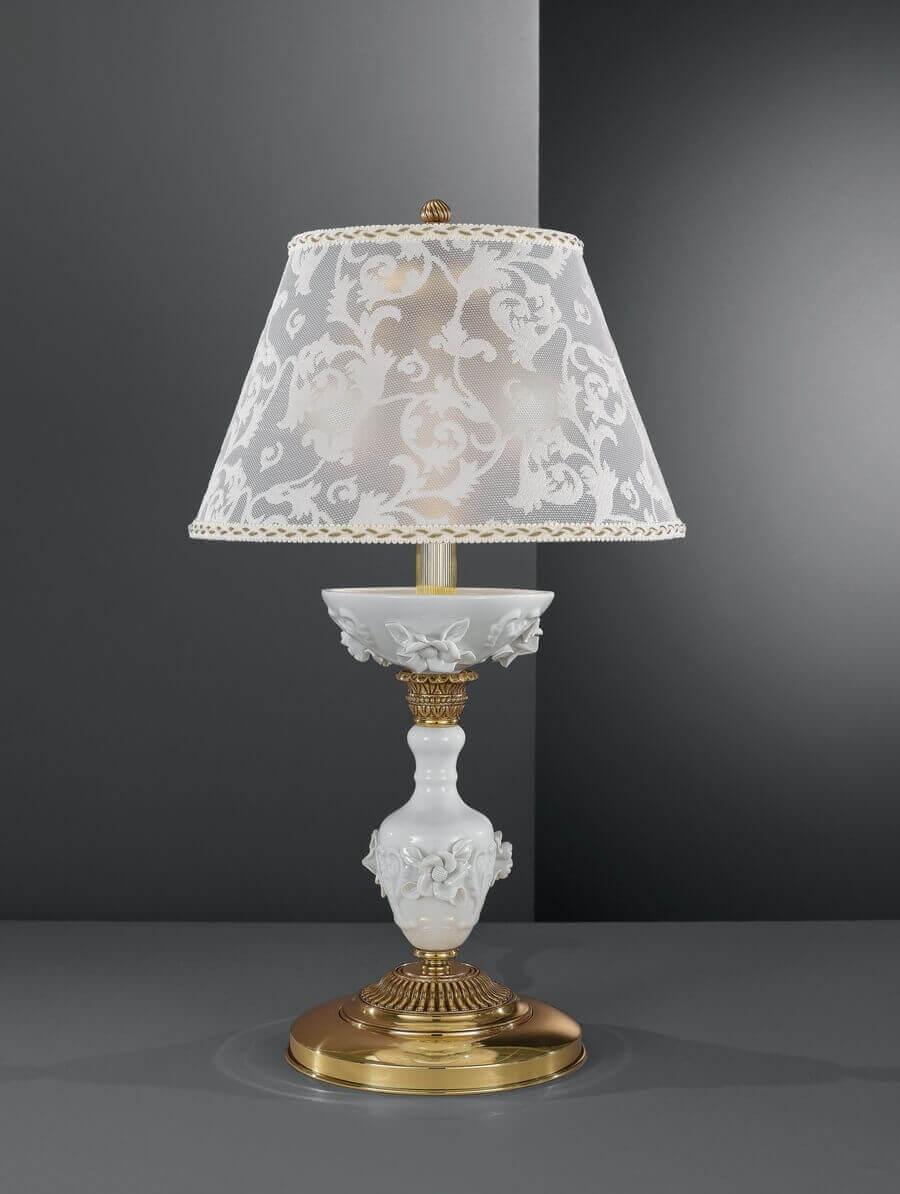 Настольная лампа Reccagni Angelo P 9101 G цепочка женская sela цвет серебристый ank 147 478 9101