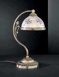 Настольная лампа Reccagni Angelo P 6002 P silver 6002