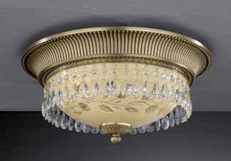 Потолочный светильник Reccagni Angelo PL 6206/3