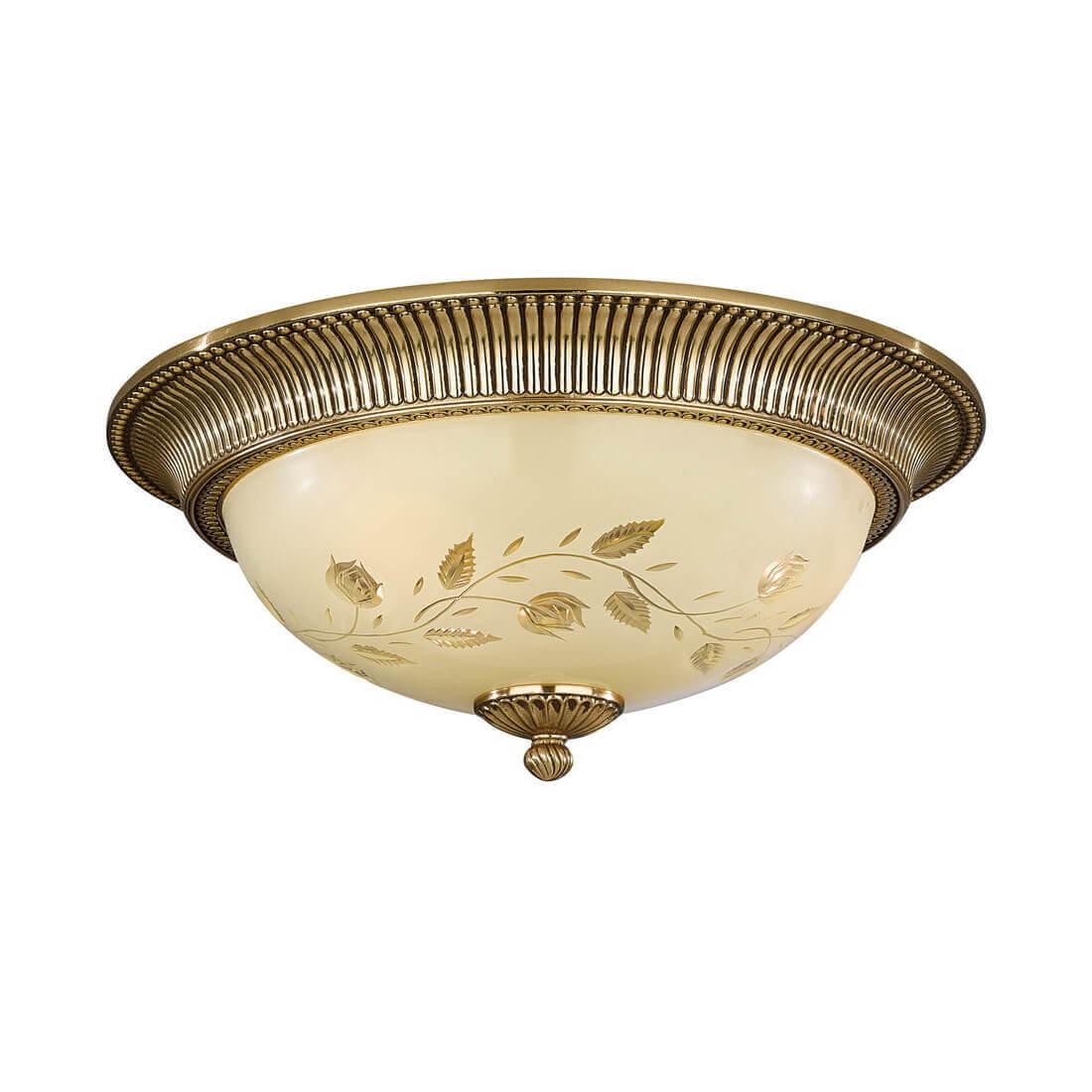 Потолочный светильник Reccagni Angelo PL 6308/4 бра reccagni angelo verde 6308 a 6308 2