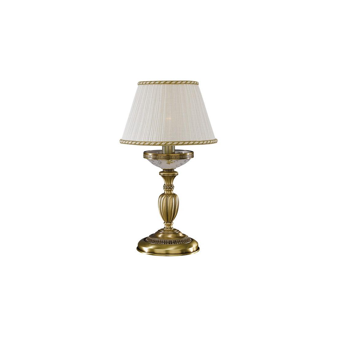 Настольная лампа Reccagni Angelo P 6402 P blue 6402