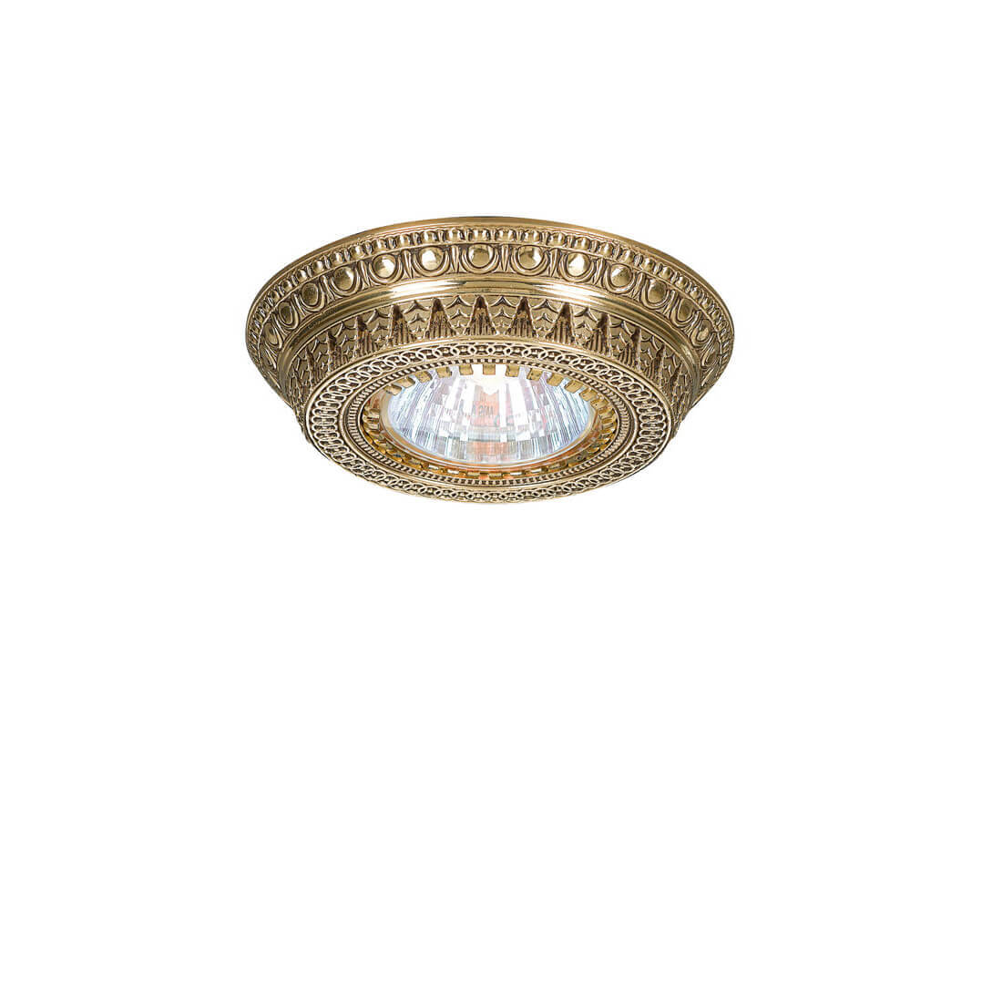 Светильник Reccagni Angelo SPOT 1097 oro rosa SPOT светильник reccagni angelo spot 1082 bronzo rosa spot