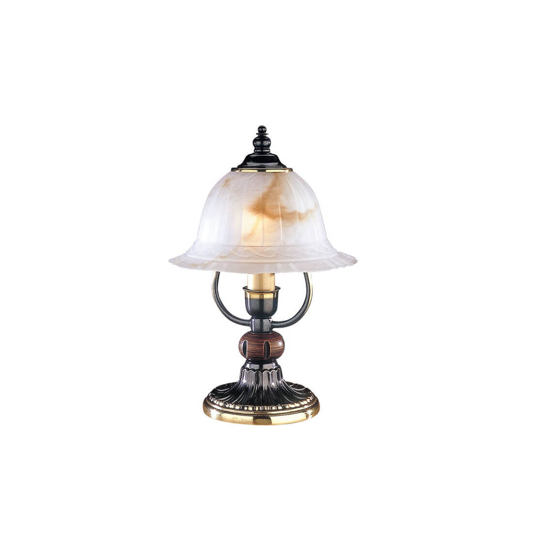 лучшая цена Настольная лампа Reccagni Angelo P 2801