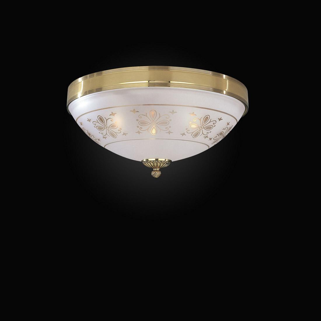 Светильник Reccagni Angelo PL 6102/3 silver 6102