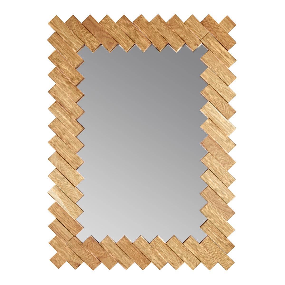 Зеркало Runden V20083 Дубовые планки