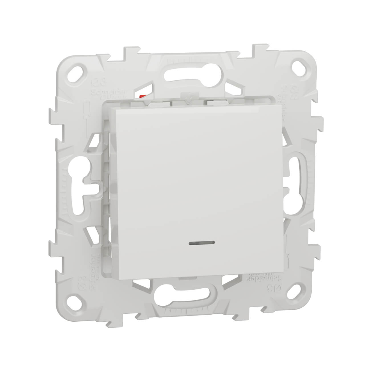 Переключатель Schneider Electric NU520518N Unica New
