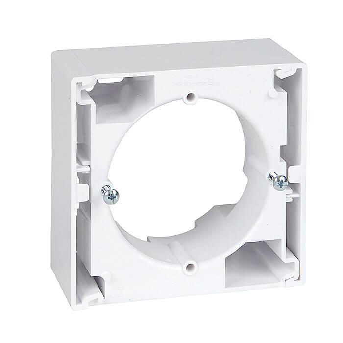цены Коробка для наружного монтажа Schneider Electric Sedna SDN6100121