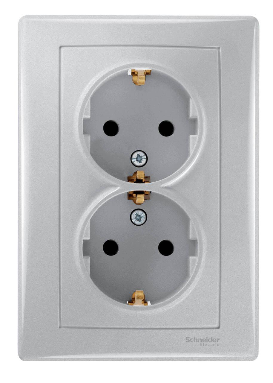 Розетка Schneider Electric SDN3000660 Sedna фото