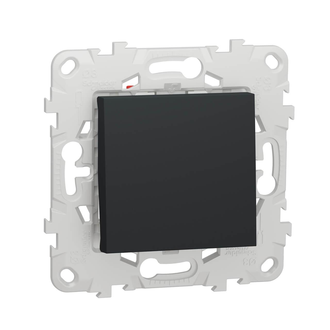 Переключатель одноклавишный перекрестный Schneider Electric Unica New NU520554