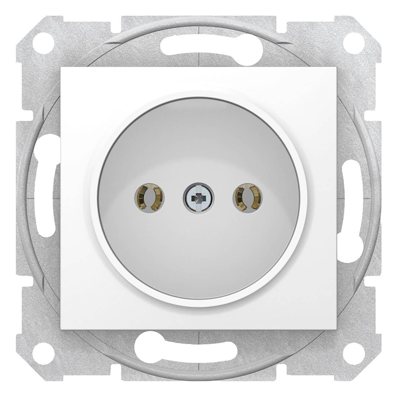 Розетка Schneider Electric Sedna без з/к без шторок 16A 250V SDN2900221