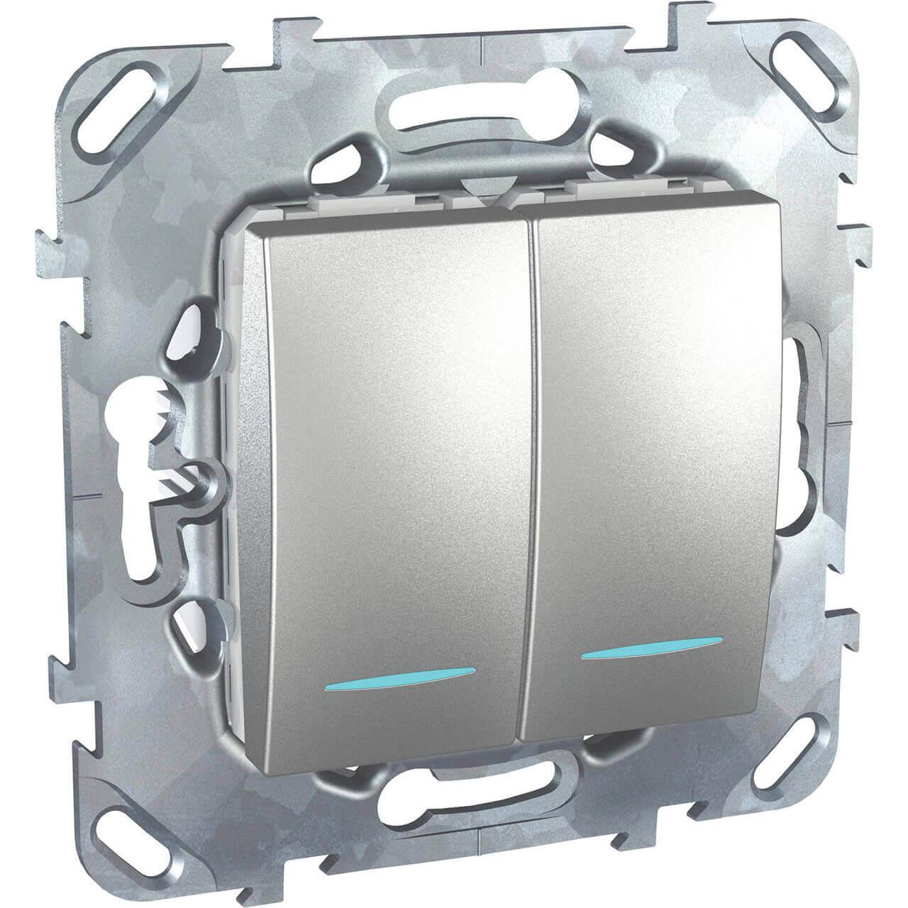 Выключатель Schneider Electric MGU5.0101.30NZD Unica Top (Подходит под рамки Unica Top, Unica Class)
