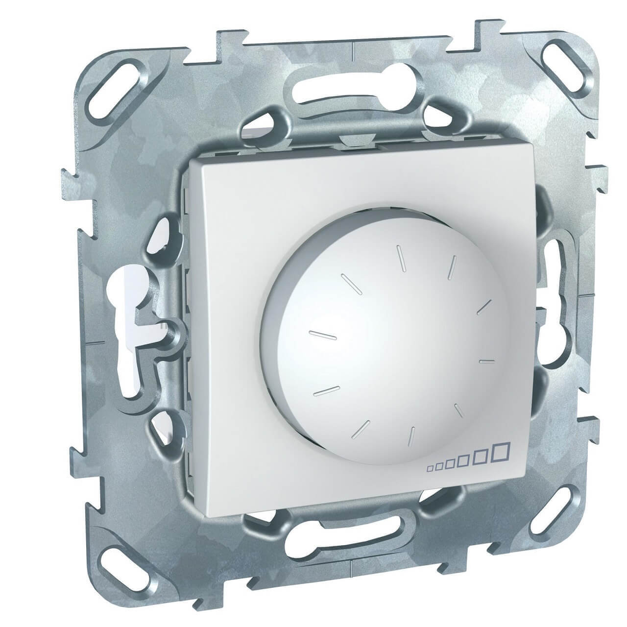 цена на Диммер Schneider Electric MGU5.511.18ZD Unica (Подходит под рамки Unica, Хамелеон, Quadro)