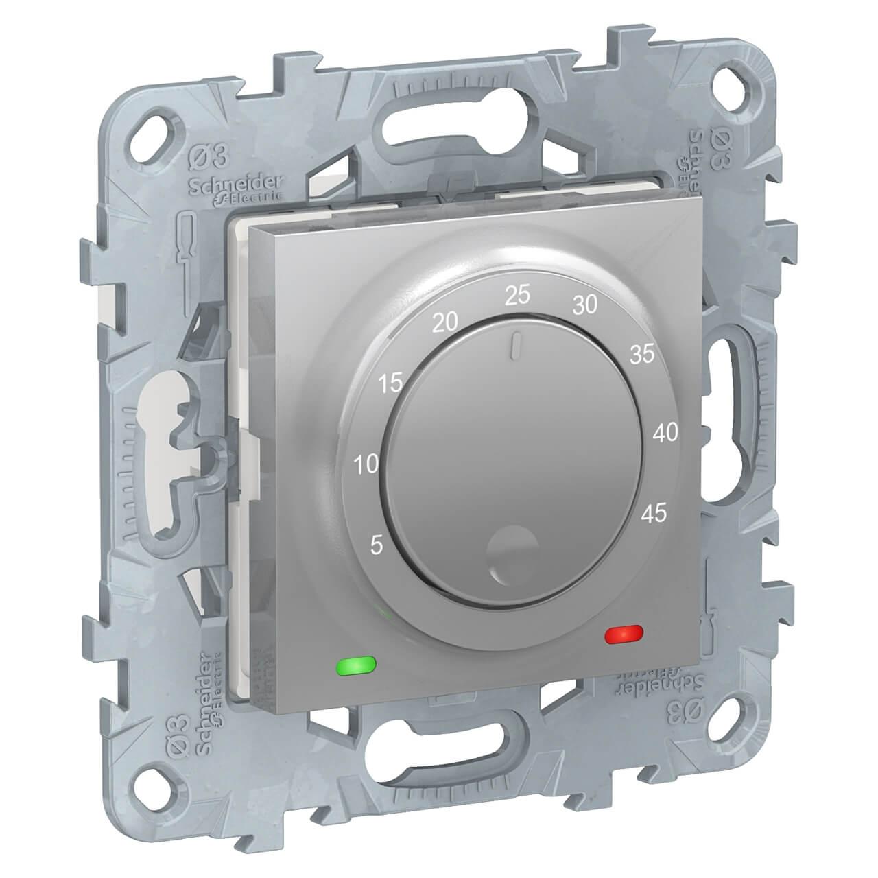 Термостат Schneider Electric NU550330 Unica New