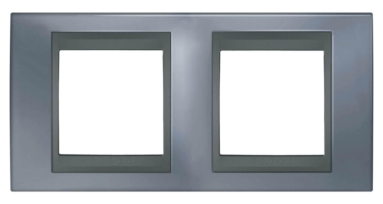 Рамка Schneider Electric MGU66.004.297 Unica Top (Подходит под механизмы Top, Class)