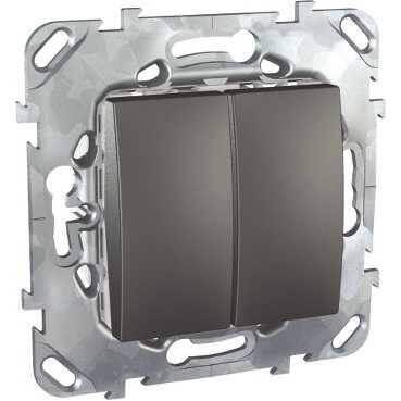 Выключатель Schneider Electric MGU5.211.12ZD Unica Top (Подходит под рамки Top, Class)