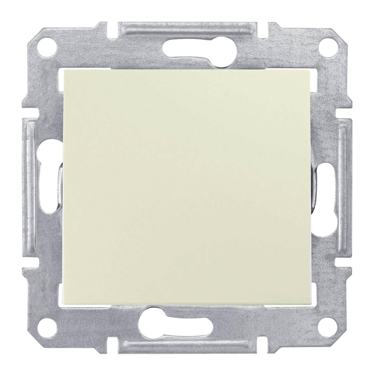 Выключатель Schneider Electric SDN0400147 Sedna переключатель одноклавишный schneider electric sedna 10a 250v sdn0400170
