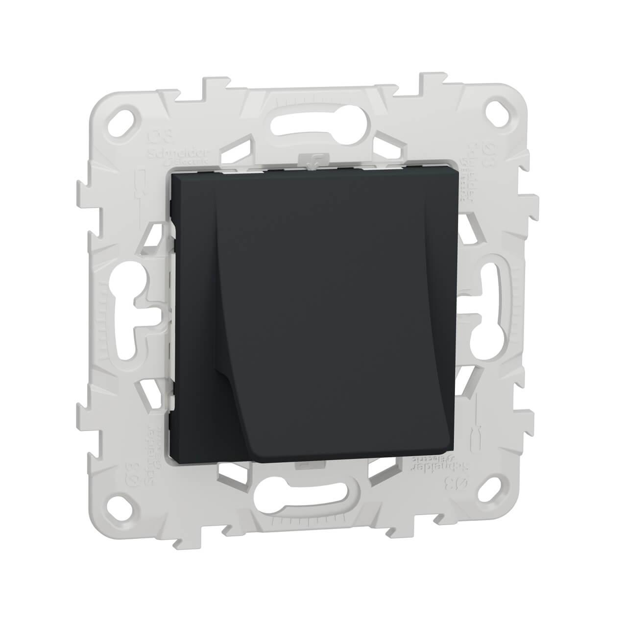 Вывод кабеля Schneider Electric Unica New NU586254 цена