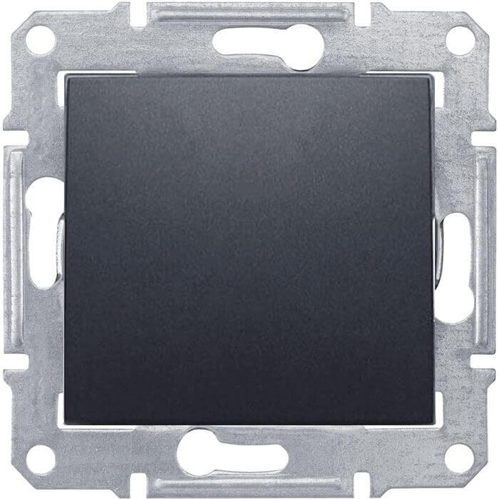 Выключатель Schneider Electric SDN0400170 Sedna переключатель одноклавишный schneider electric sedna 10a 250v sdn0400170