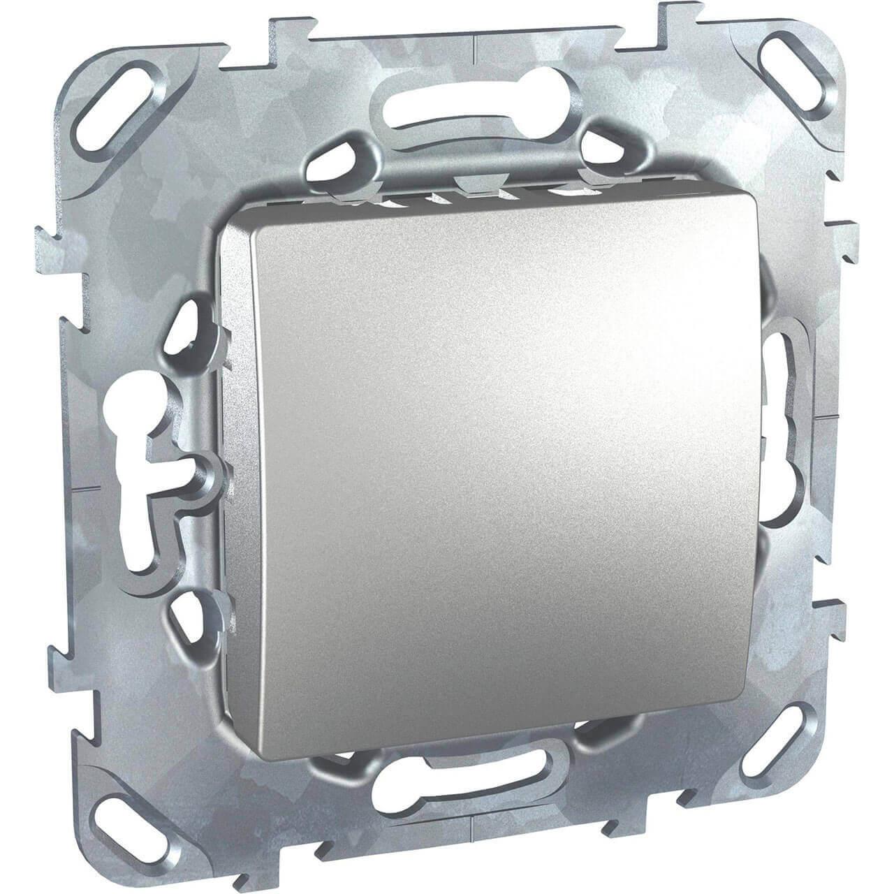 Заглушка Schneider Electric MGU5.866.30ZD Unica Top (Подходит под рамки Unica Top, Unica Class)