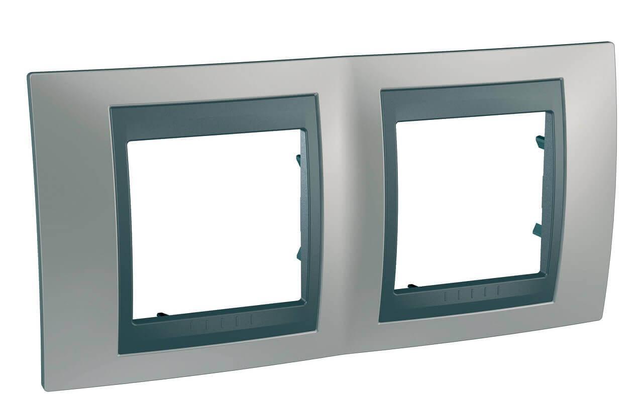 Рамка Schneider Electric MGU66.004.239 Unica Top (Подходит под механизмы Unica Top, Unica Class) рамка schneider electric mgu66 004 096 unica top подходит под механизмы unica top unica class